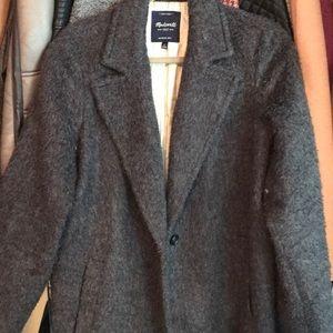 Madewell wool jacket